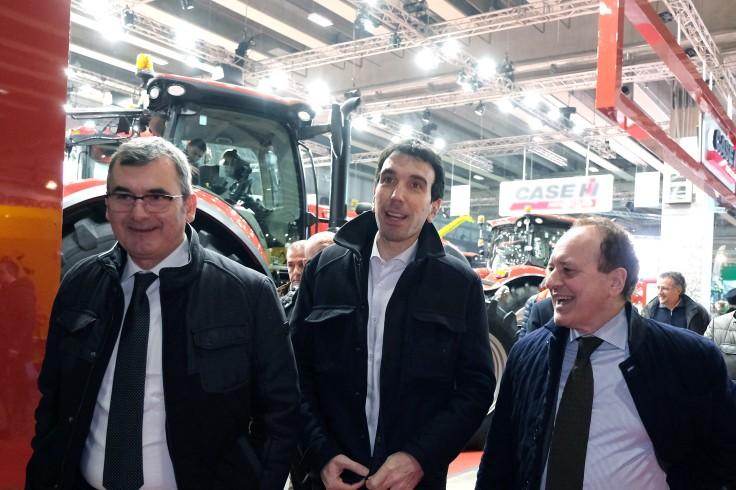 Il ministro delle Politiche agricole Maurizio Martina.jpg